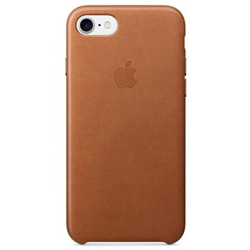 iPhone 7 / iPhone 8 Apple Leather Case MQH72ZM/A - Brown