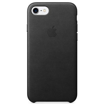 iPhone 7 / iPhone 8 Apple Leather Case MQH92ZM/A - Black