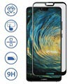 Panzer Curved 3D Huawei P20 Lite Tempered Glass Screen Protector - Black