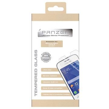 Samsung Galaxy Young 2 Panzer Tempered Glass Screen Protector