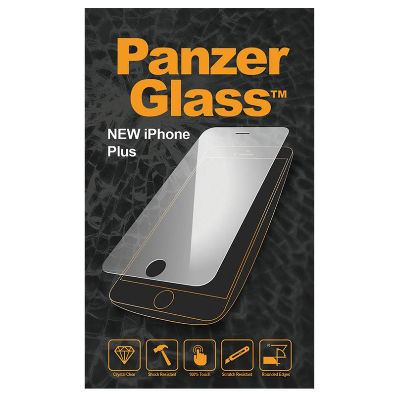 PanzerGlass iPhone 6/6S/7/8 Plus Screen Protector