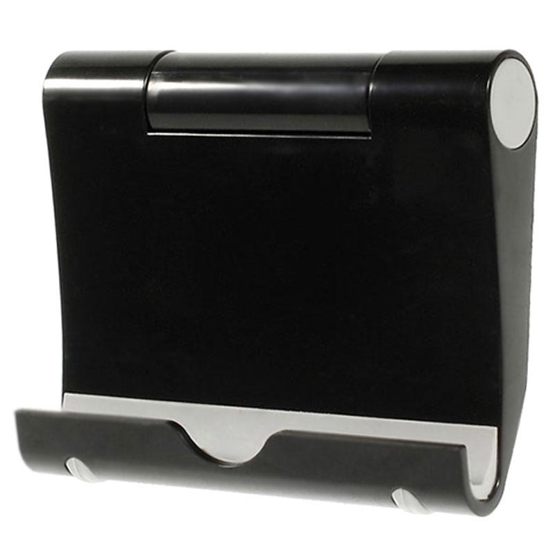 Peacock Universal Desktop Holder - Black