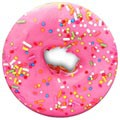 PopSockets Expanding Stand & Grip - Pink Donut