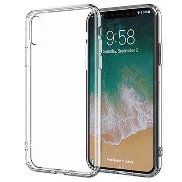 Puro Clear Series iPhone XR Cover - Transparent