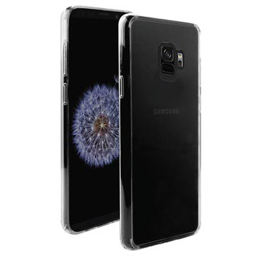 Puro Clear Samsung Galaxy S9 Cover - Transparent