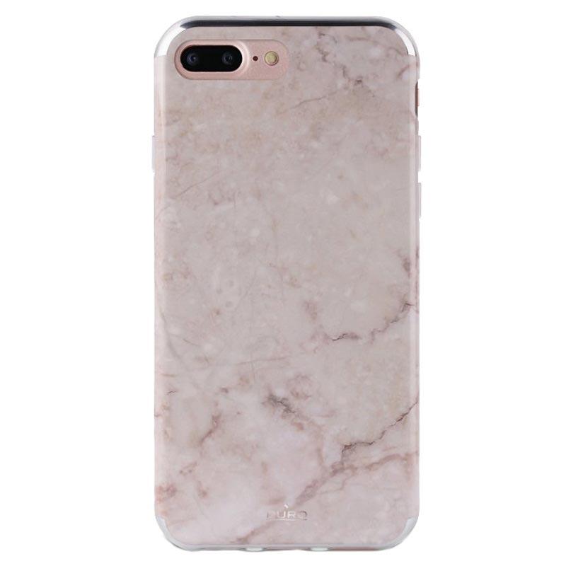 super popular e617b ce665 iPhone 6/6S/7/8 Plus Puro Marble Case - Pink