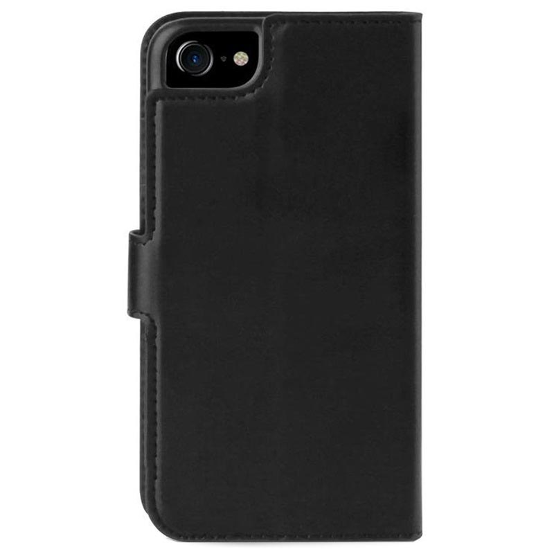 Puro Milano iPhone 6/6S/7/8 Wallet Case - Black