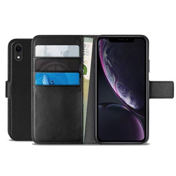 iPhone XR Puro Milano Case with Wallet Pockets