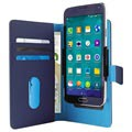 Puro Slide Universal Smartphone Wallet Case - XL - Blue