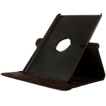 Samsung Galaxy Tab S 10.5 Rotary Leather Case - Coffee