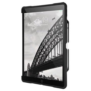 iPad Pro 12.9 STM Dux Shell Case - Black / Clear