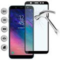 Mocolo Full Coverage Samsung Galaxy A6+ (2018) Tempered Glass Screen Protector - Black