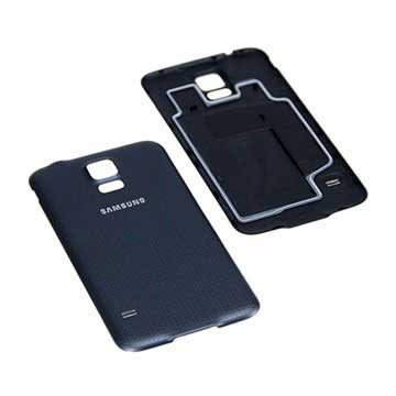 Samsung Galaxy S5 Battery Cover - Black