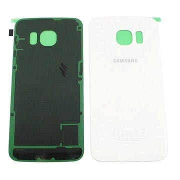 Samsung Galaxy S6 Edge Battery Cover - White