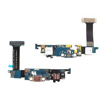 Samsung Galaxy S6 Edge Charging Connector Flex Cable