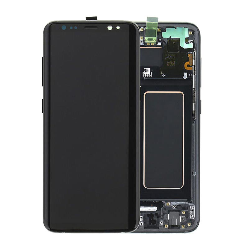 Samsung Galaxy S8 Front Cover & LCD Display GH97-20457A
