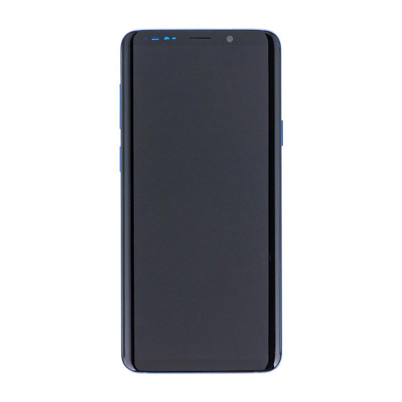 Samsung Galaxy S9+ Front Cover & LCD Display GH97-21691D - Blue