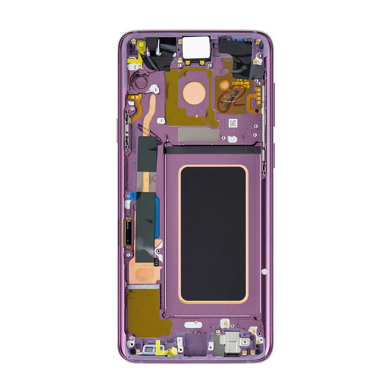 Samsung Galaxy S9+ Front Cover & LCD Display GH97-21691B - Purple