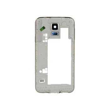 Samsung Galaxy S5 Middle Housing - Black