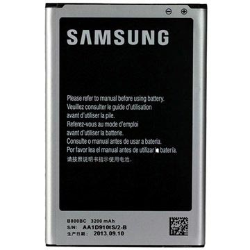 Samsung Galaxy Note 3 Battery EB-B800BEBEC