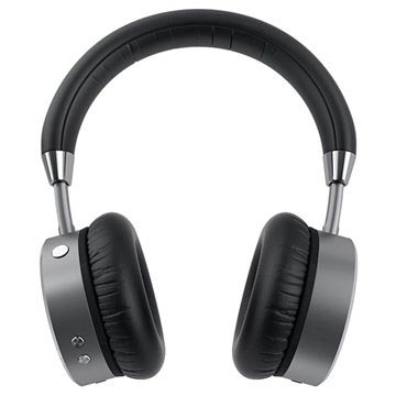 Satechi Aluminum Wireless Headphones - Space Grey
