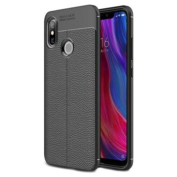 Slim-Fit Premium Xiaomi Mi 8 TPU Case - Black