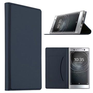 brand new 77afc 86c15 Sony Xperia XA2 Ultra Slim Flip Case with Card Slot
