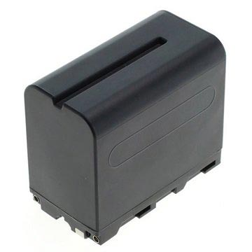 Sony NP-F960, NP-F970 Camcorder Battery - 6600mAh