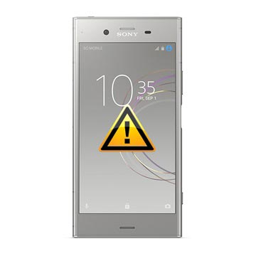 Sony Xperia XZ1 Charging Connector Flex Cable Repair