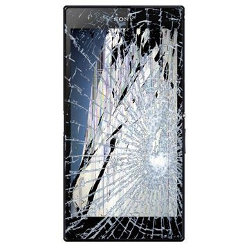 Sony Xperia Z Ultra LCD and Touch Screen Repair - Black