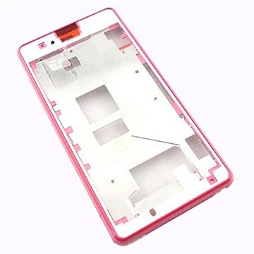 Sony Xperia Z1 Compact Front Cover - Pink