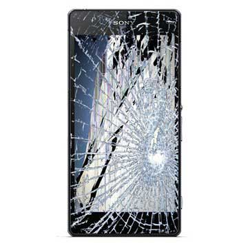 Sony Xperia Z2 LCD and Touch Screen Repair - Black