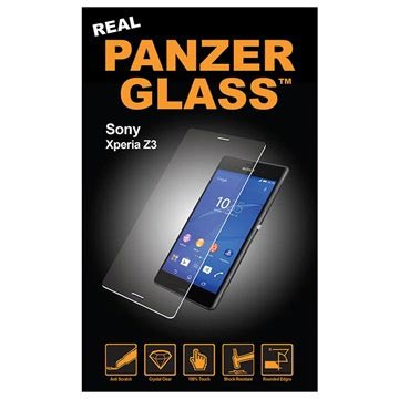 Sony Xperia Z3 PanzerGlass Screen Protector