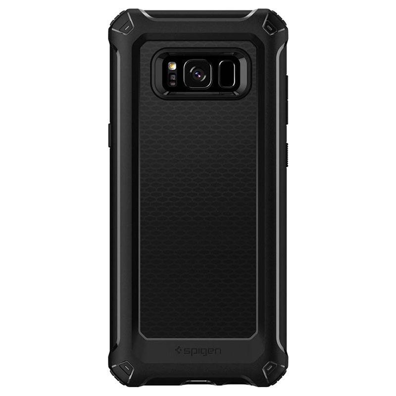 promo code c1c0c 0cdea Spigen Rugged Armor Extra Samsung Galaxy S8 TPU Case - Black