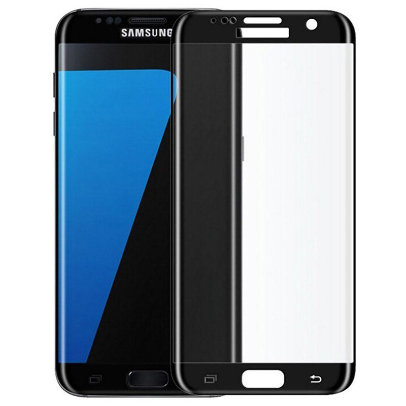 Samsung Galaxy S7 Star-Case Fullcover 3D Tempered Glass - Black