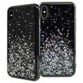SwitchEasy Starfield iPhone XS Max Hybrid Case - Black