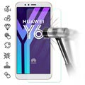 Huawei Y6 (2018) Tempered Glass Screen Protector - 9H, 0.3mm - Clear