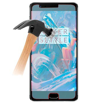 OnePlus 3 / 3T Tempered Glass Screen Protector