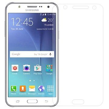 Samsung Galaxy J5 (2015) Tempered Glass Screen Protector - Clear