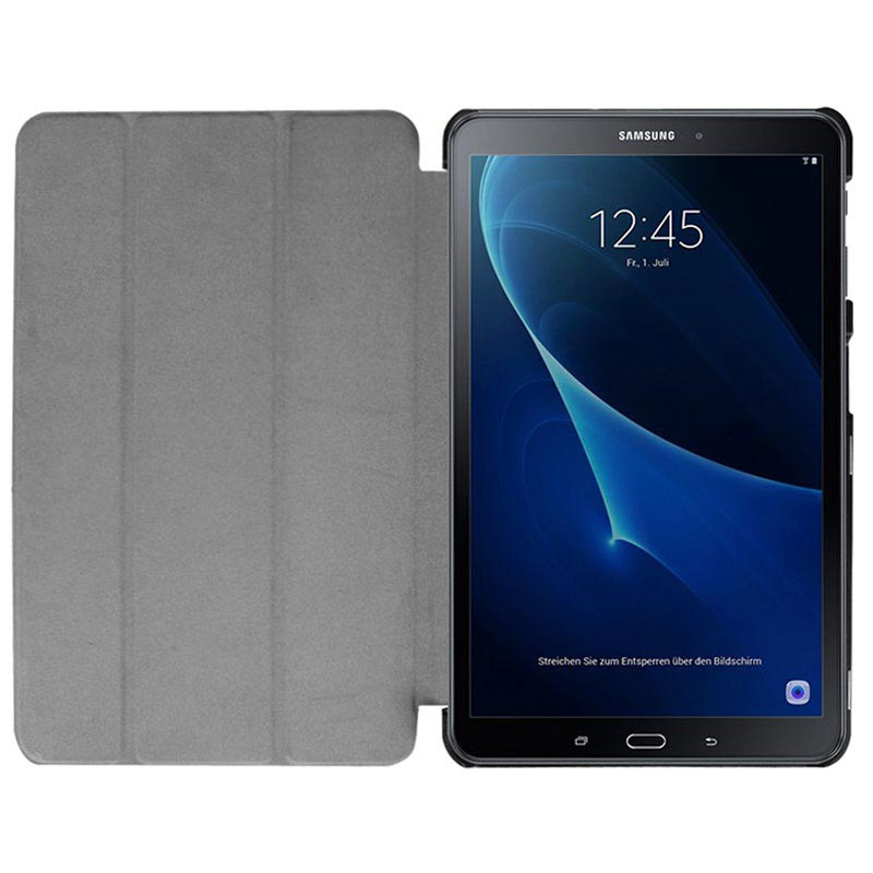 Samsung Galaxy Tab A 10.1 (2016) T580, T585 Tri-Fold Smart Case - White
