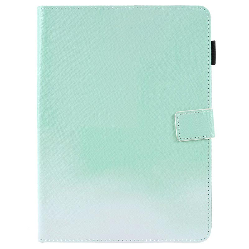 iPad Air 2 Two-Tone Folio Case with Stand Feature - Mint