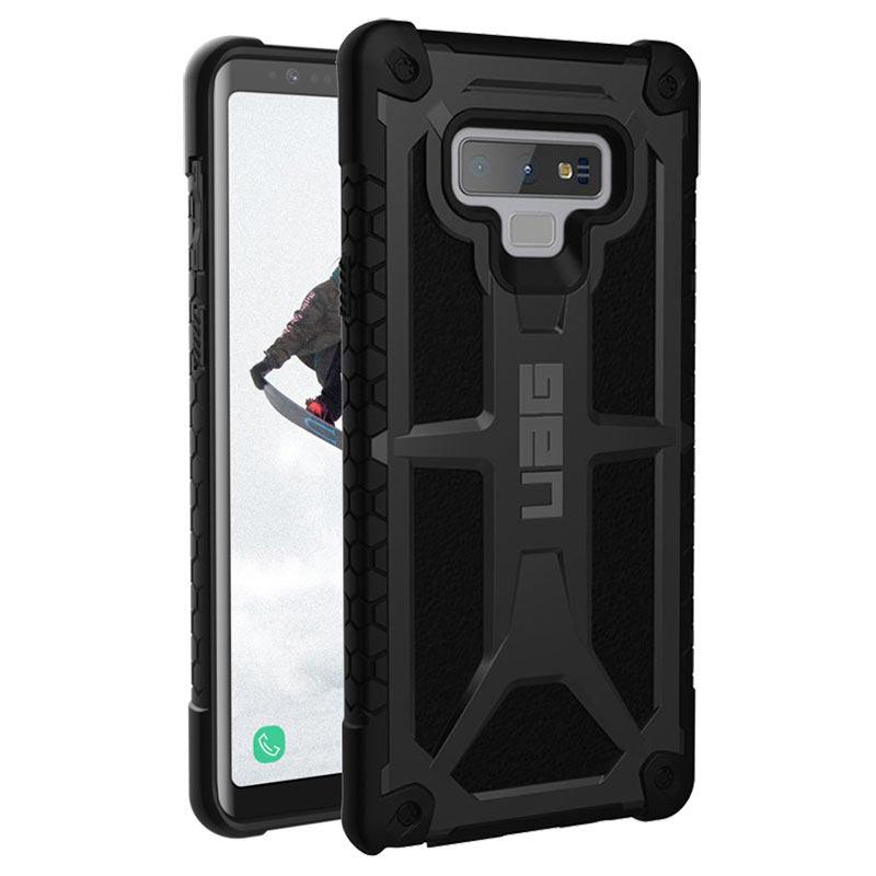 more photos 6af48 ba5ed UAG Monarch Samsung Galaxy Note9 Case - Black
