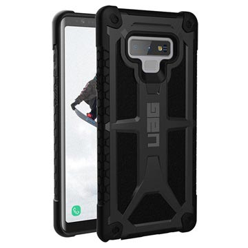 more photos 04497 a720c UAG Monarch Samsung Galaxy Note9 Case - Black