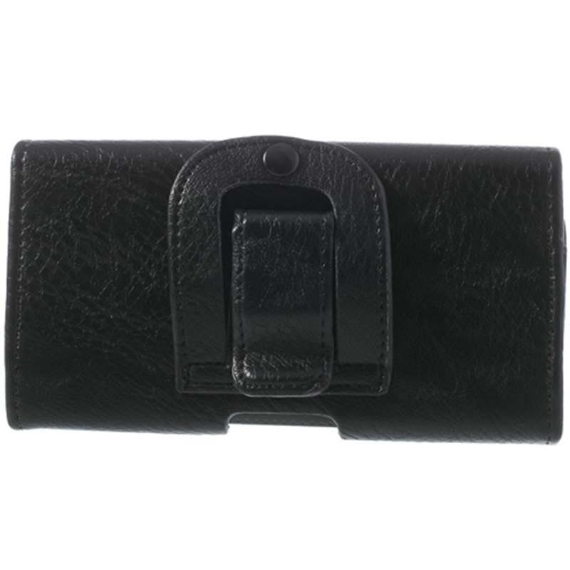 Universal Belt Clip Case - Black