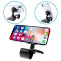 Universal Magnetic Car Holder for Smartphones - Black