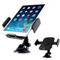 "Universal Tablet Car Holder 7""-11"" - Black"
