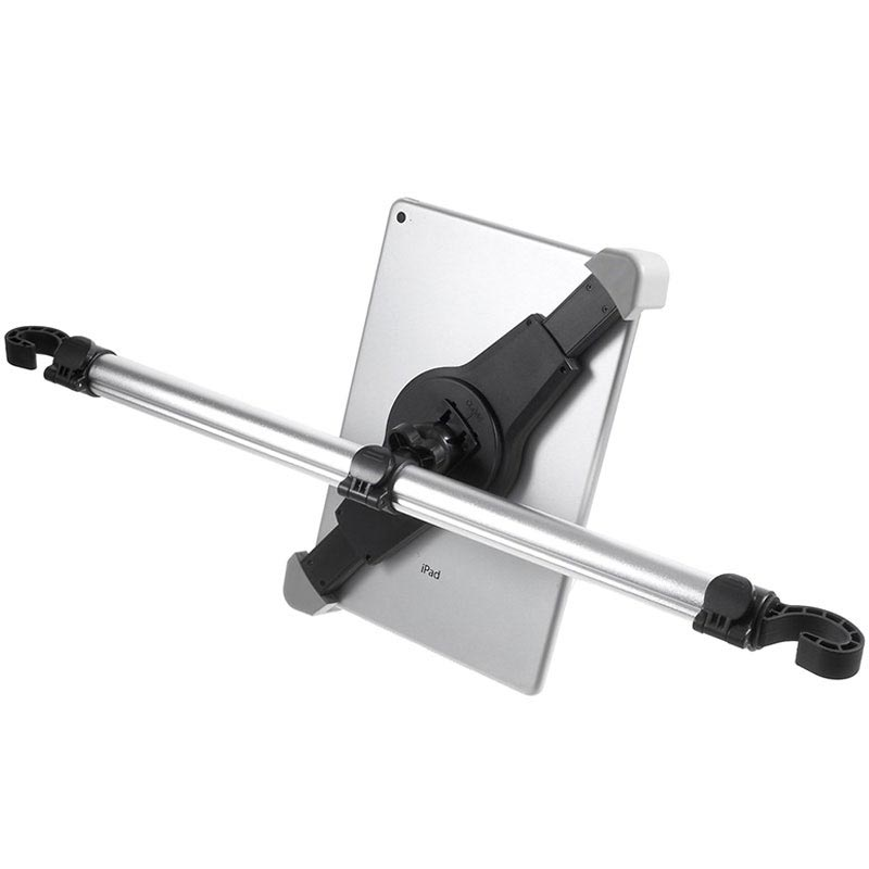"Universal Tablet Headrest Car Holder H55-1 - 7"" - 11"""
