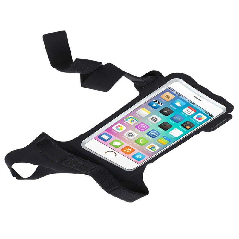 Universal Water Resistant Armband with Thumb Hole - 6""