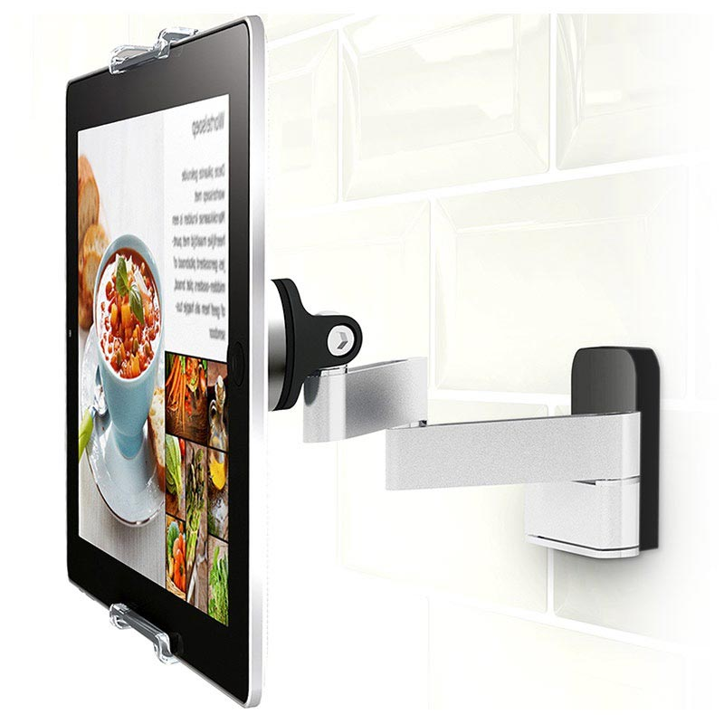 "Vogel\'s TMS 1030 RingO Universal Wall Mount Flex Tablet Holder - 7"" - 12"""