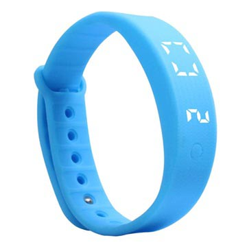 W5S Sports Multifunctional Smart Activity Tracker - Blue